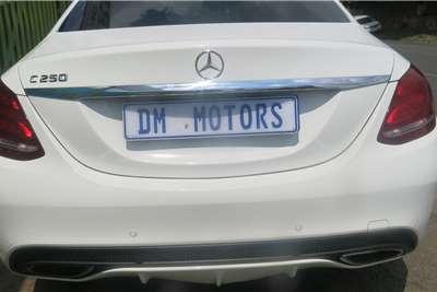Used 2014 Mercedes Benz C Class C250 estate Avantgarde