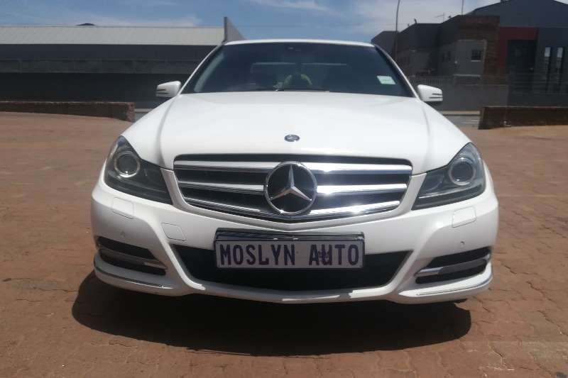 Mercedes Benz C Class C250 Exclusive 2013