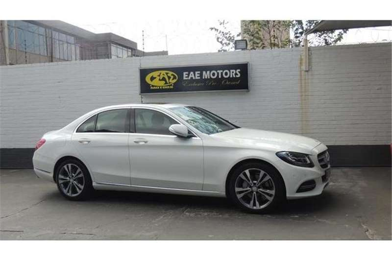 Mercedes Benz C Class C250 Exclusive 2015