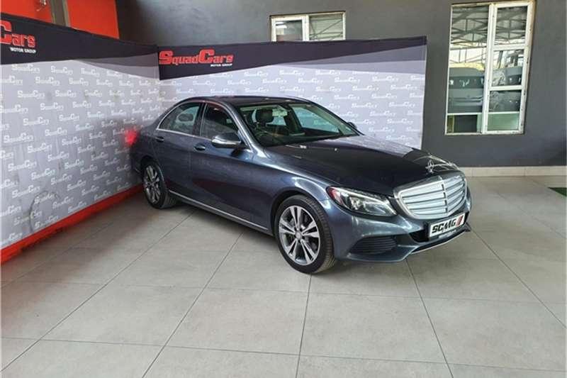 Used 2015 Mercedes Benz C Class C250 Exclusive