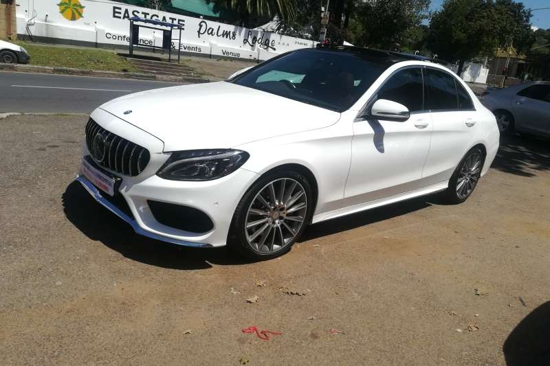 Mercedes Benz C Class C250 Exclusive 2017