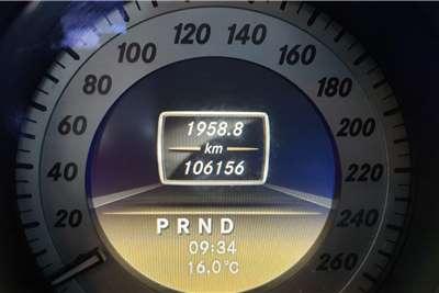 Mercedes Benz C Class C250CDI Avantgarde 2013