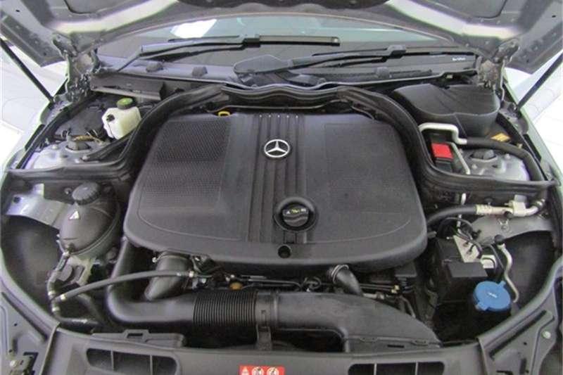 Mercedes Benz C Class C250CDI Avantgarde 2014