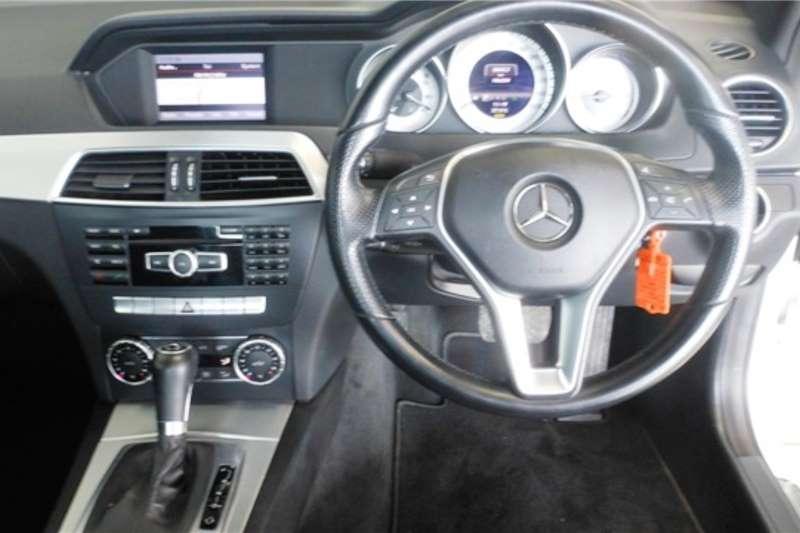 Mercedes Benz C Class C250CDI coupé 2013