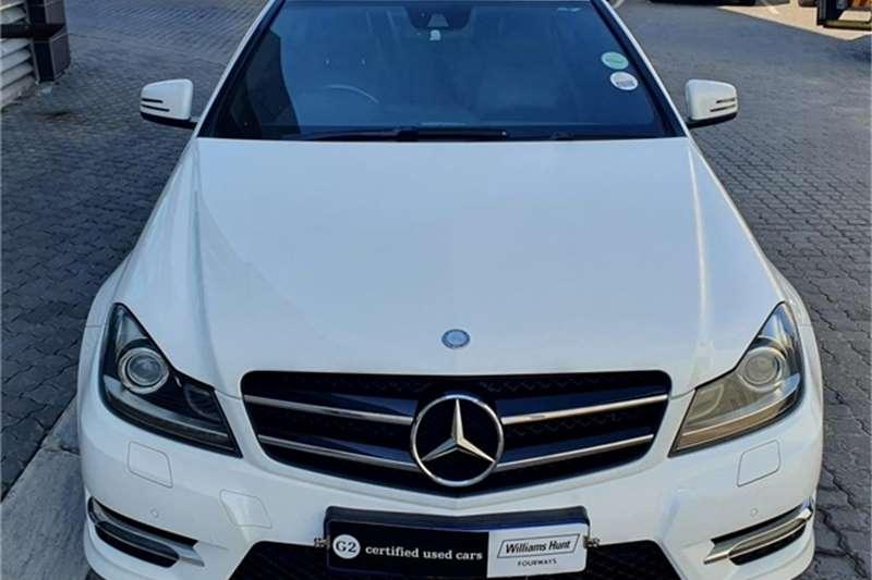 Mercedes Benz C Class C250CDI coupé 2015