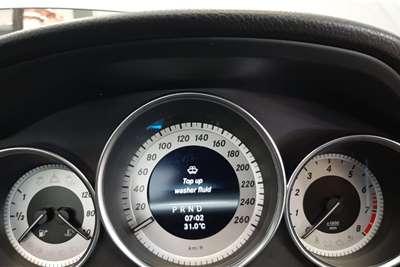 Mercedes Benz C Class C250CDI coupe 2014