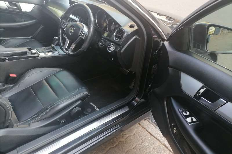 Used 2012 Mercedes Benz C Class C250CDI coupe AMG Sports