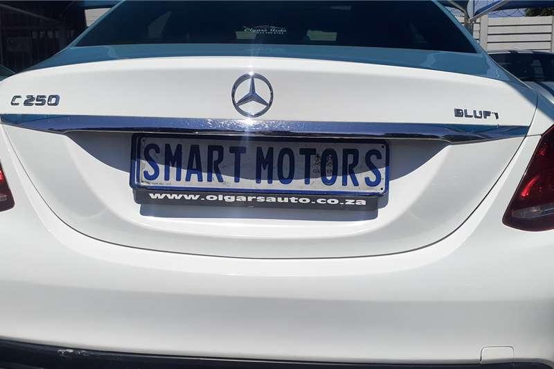 Mercedes Benz C Class C250CDI Elegance 2015