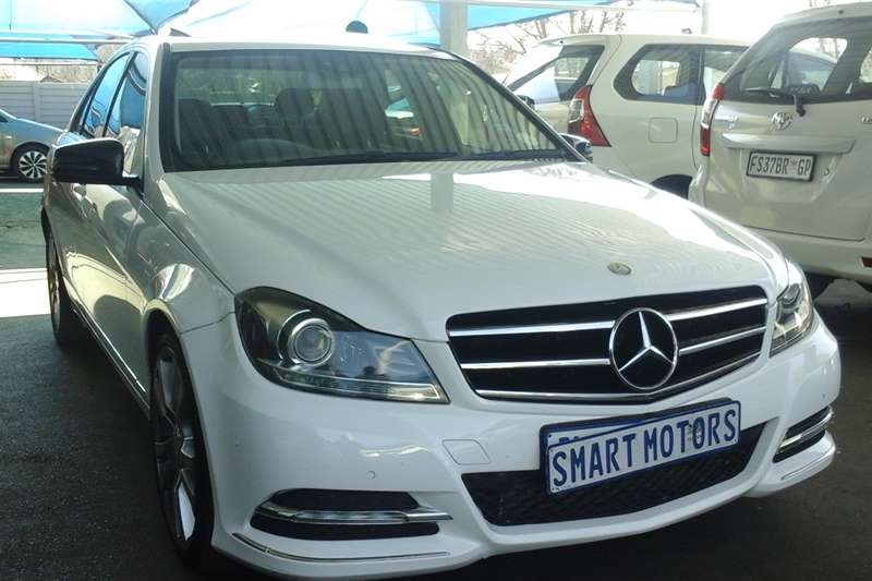 Mercedes Benz C Class C250CDI Elegance AMG Sports 2013