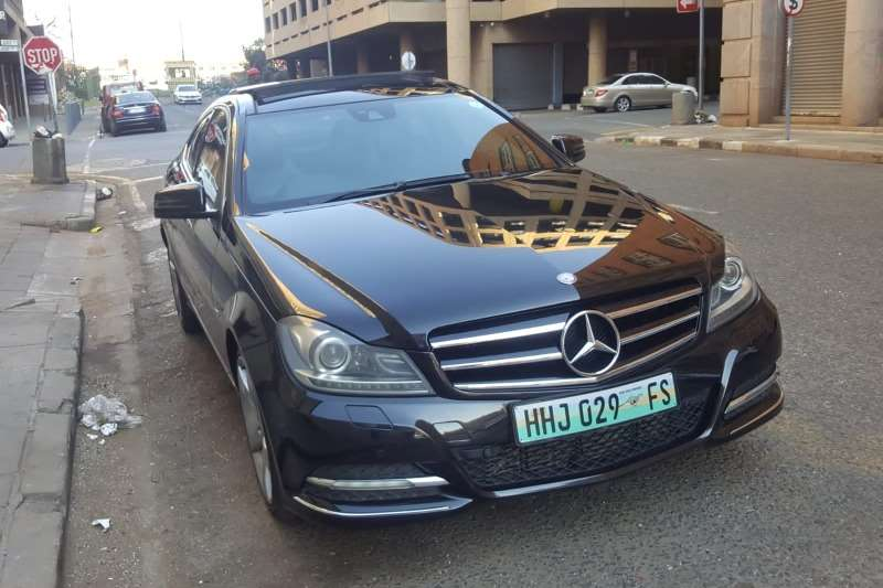 Used 2014 Mercedes Benz C Class C250d AMG Sports