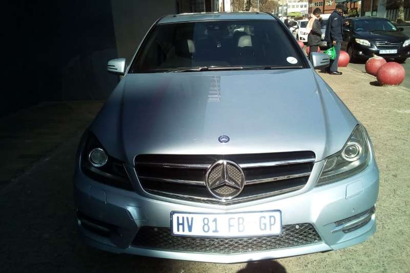 Mercedes Benz C-Class C250d Edition C 2013