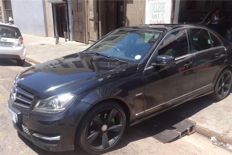 Mercedes Benz C-Class C250d Edition C 2014