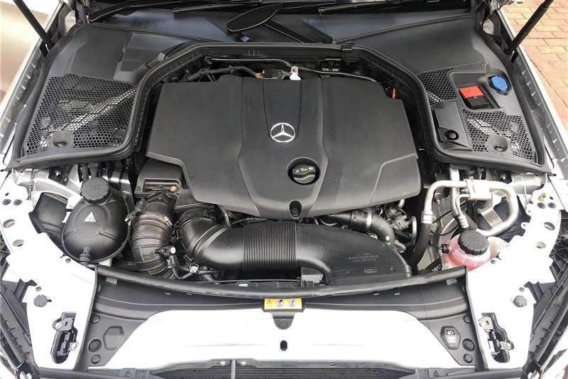 Mercedes Benz C-Class C250d Edition C 2017