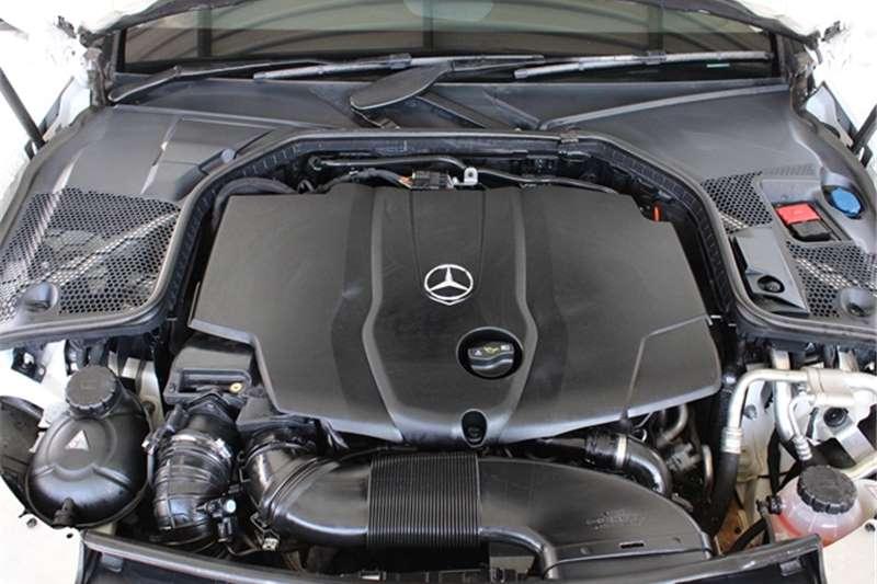 2018 Mercedes Benz C-Class C250d Edition C