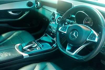 Mercedes Benz C Class C250d estate AMG Line 2015