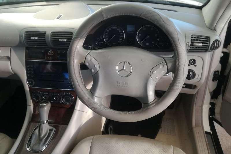 Mercedes Benz C Class C270CDI Avantgarde 2004