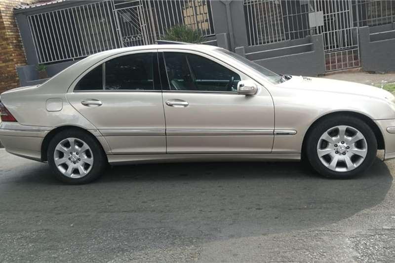 Used 2004 Mercedes Benz C Class C270CDI Avantgarde