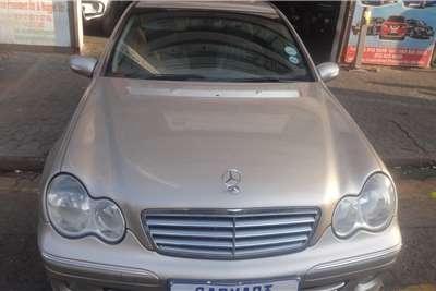 Mercedes Benz C Class C270CDI estate Elegance 2004