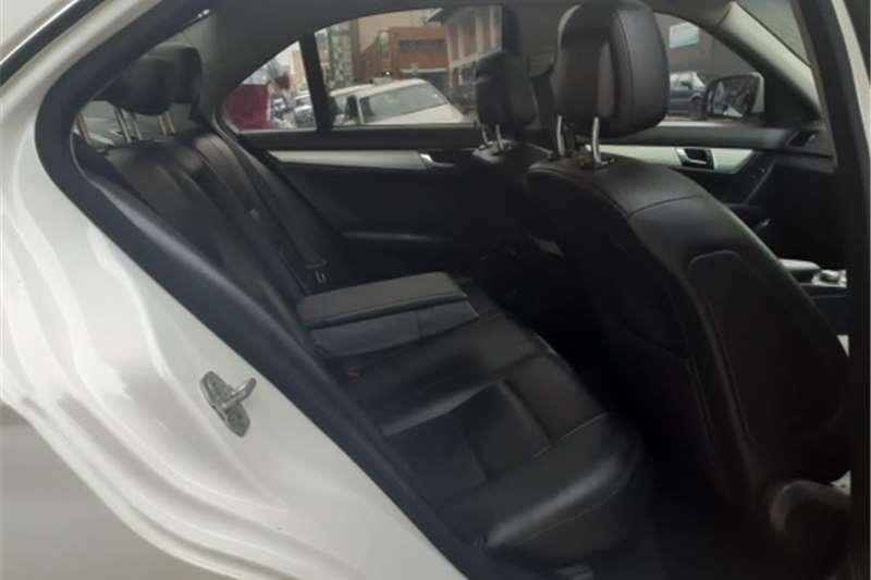 Used 2008 Mercedes Benz C Class C280 Avantgarde