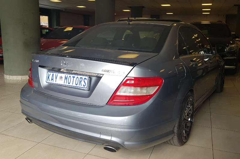 Mercedes Benz C Class C280 Avantgarde AMG Sports 2008