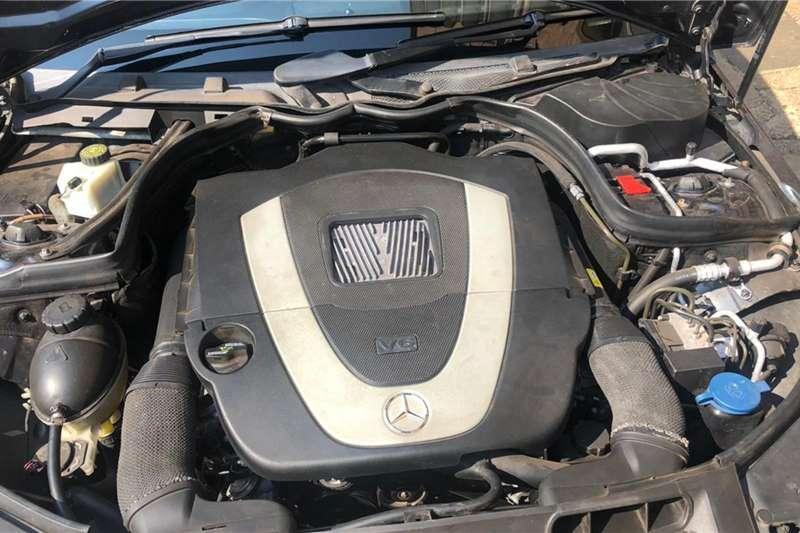 Mercedes Benz C Class C280 Avantgarde AMG Sports 2009