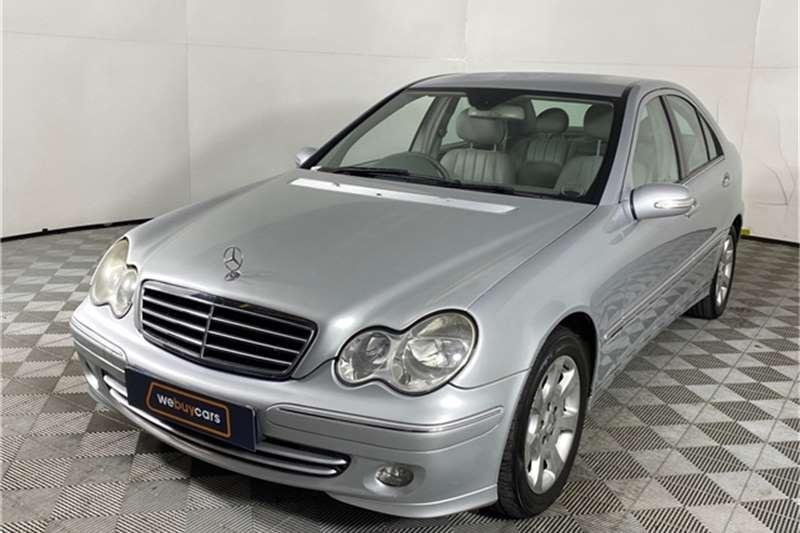 2005 Mercedes Benz C Class C280 Elegance