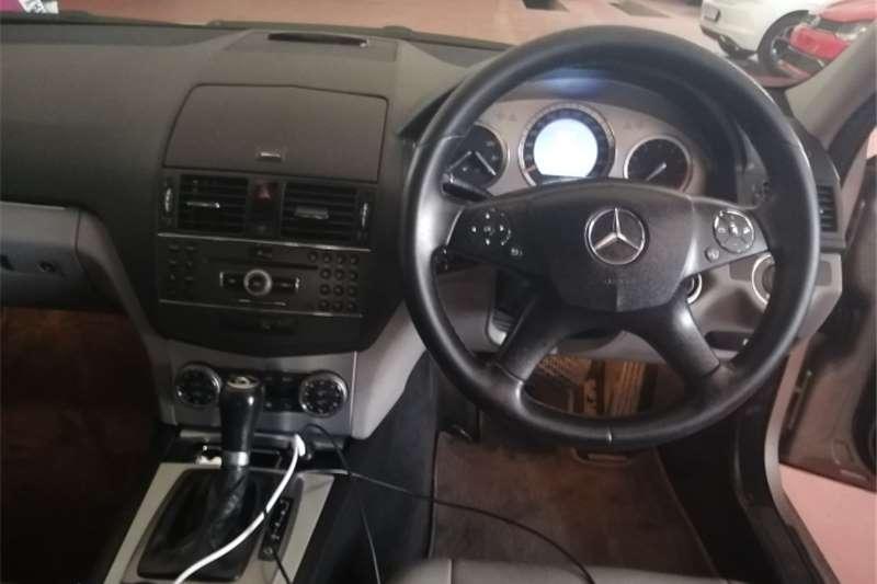 Used 2008 Mercedes Benz C Class C280 Elegance