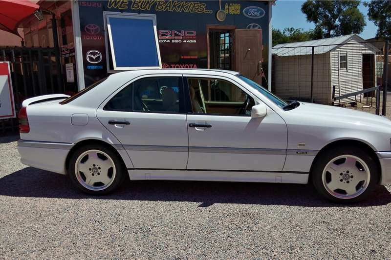 Mercedes Benz C Class C280 Elegance AMG Sports 1996