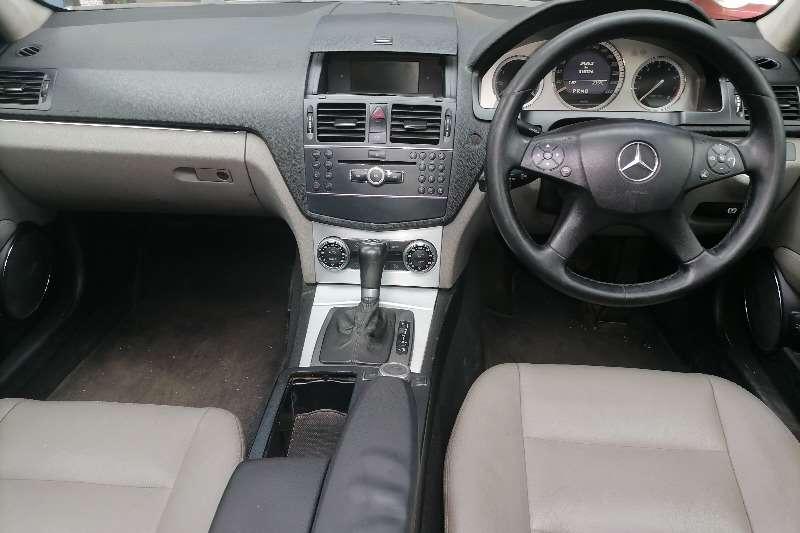 Used 2017 Mercedes Benz C Class C280 estate Elegance