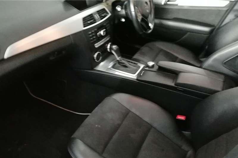 Mercedes Benz C Class C300 2013