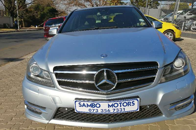 Used 2013 Mercedes Benz C Class C300 AMG Line