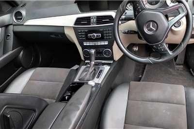 Mercedes Benz C Class C300 AMG Sports 2013