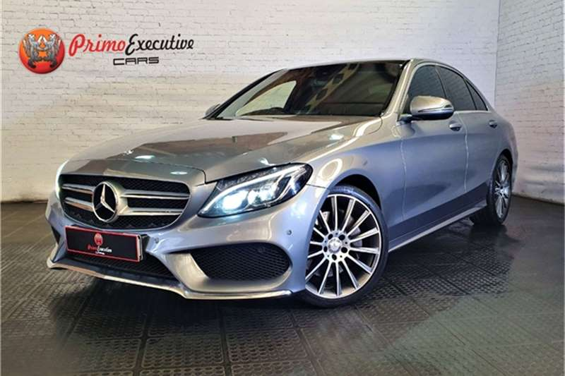 Used 2016 Mercedes Benz C Class C300 AMG Sports