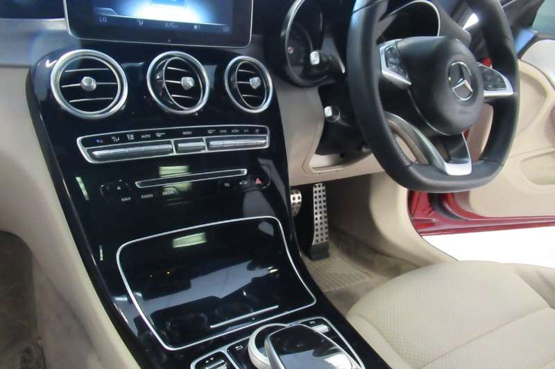 2017 Mercedes Benz C Class C300 AMG Sports