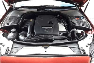 Used 2017 Mercedes Benz C Class C300 AMG Sports