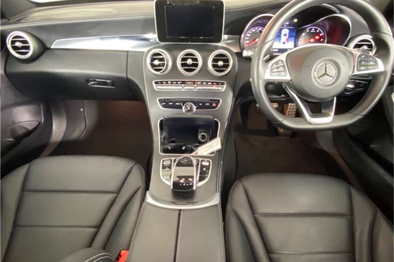 2018 Mercedes Benz C Class C300 AMG Sports