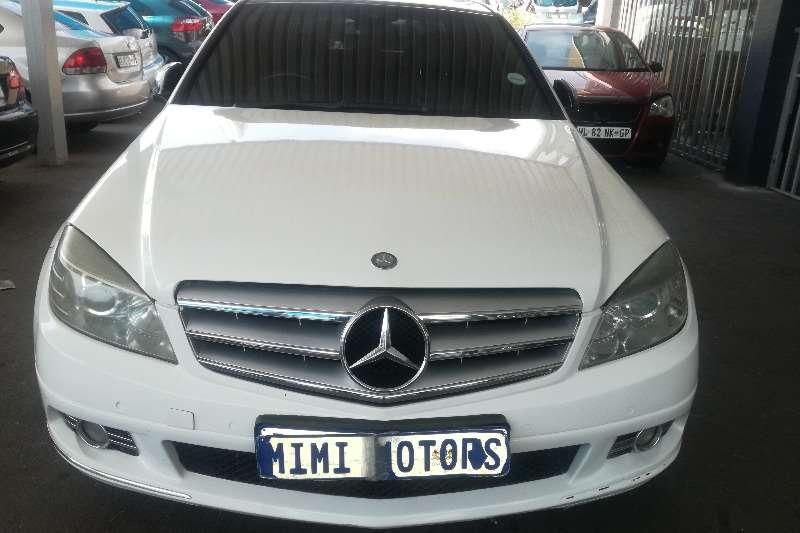 2010 Mercedes Benz C Class