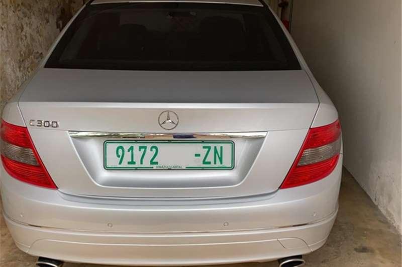 2011 Mercedes Benz C Class C300 Avantgarde