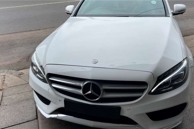 2016 Mercedes Benz C Class C300 Avantgarde AMG Sports