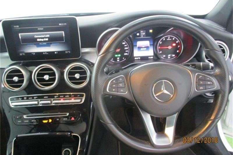 Mercedes Benz C Class C300 cabriolet 2017