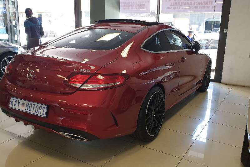 Mercedes Benz C Class C300 coupe AMG Line for sale in ...