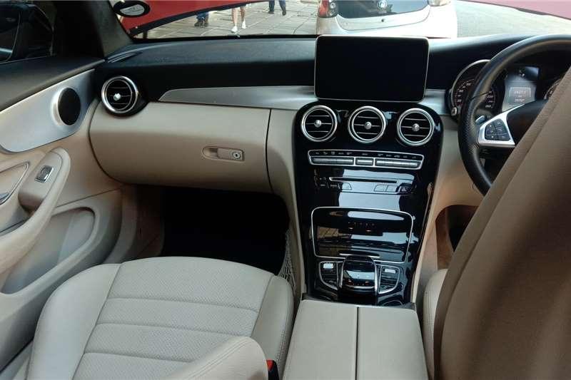 2017 Mercedes Benz C Class C300 coupe AMG Line