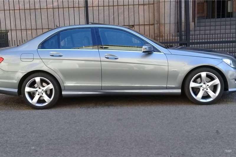 Used 2013 Mercedes Benz C-Class C300 Edition C