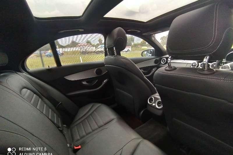 Mercedes Benz C-Class C300 Edition C 2018