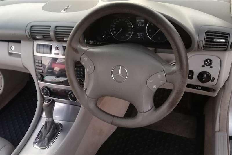 Used 2005 Mercedes Benz C Class C320 Elegance