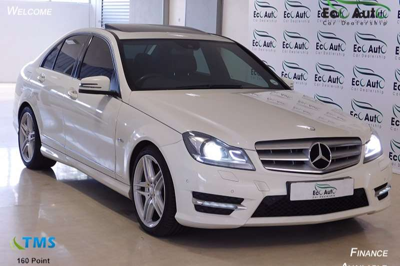 Mercedes Benz C Class C350 for sale in Mpumalanga | Auto Mart
