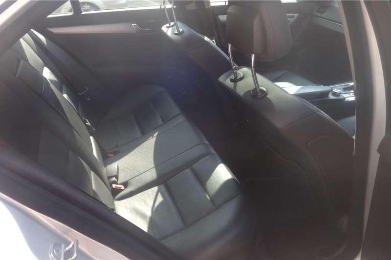 Mercedes Benz C Class C350 2011