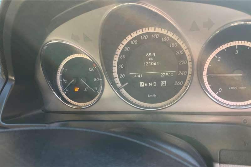 2011 Mercedes Benz C Class C350