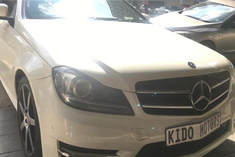 Mercedes Benz C Class C350 2013