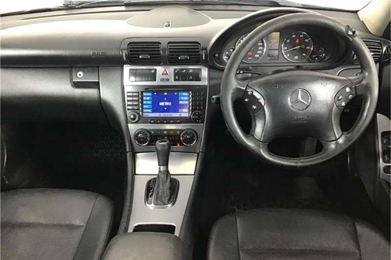 Mercedes Benz C Class C350 Avantgarde 2006